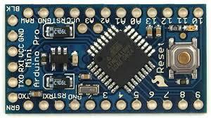 Arduino Pro Mini 5V with headers