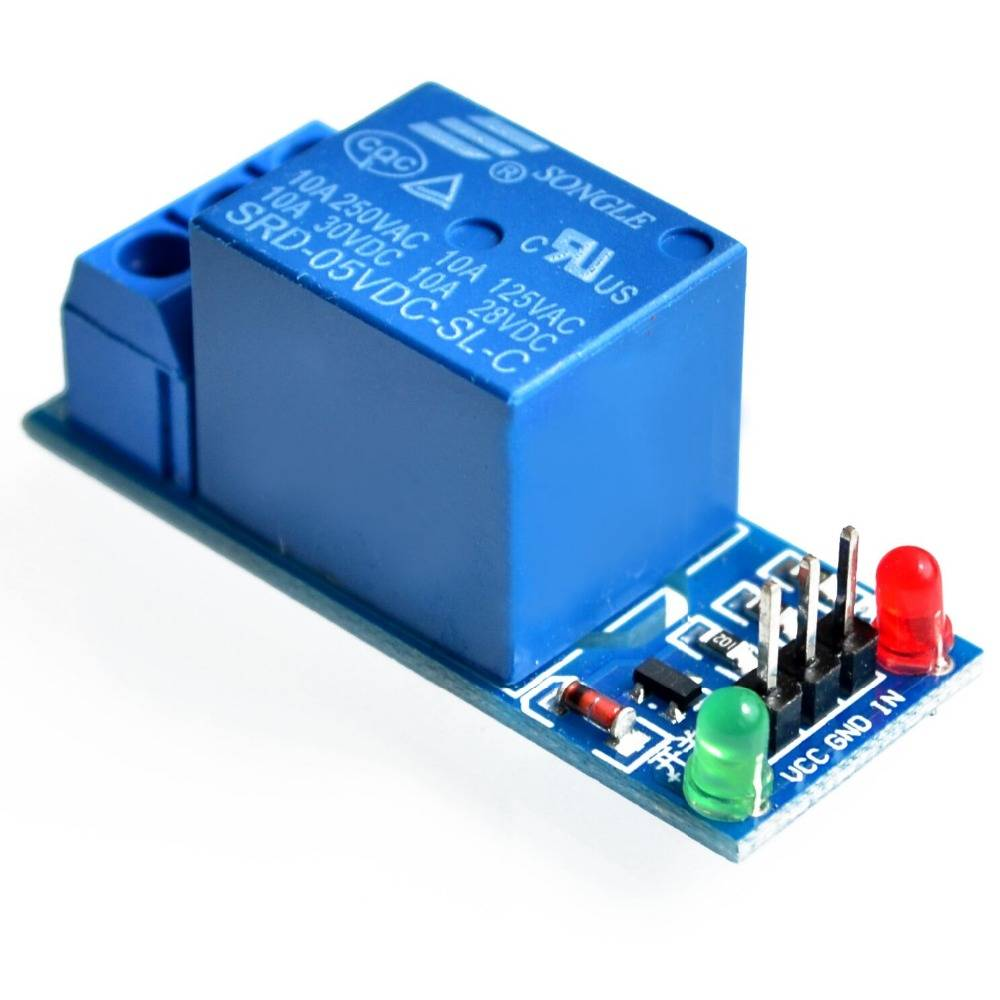 1 channel 5v DC Relay Module