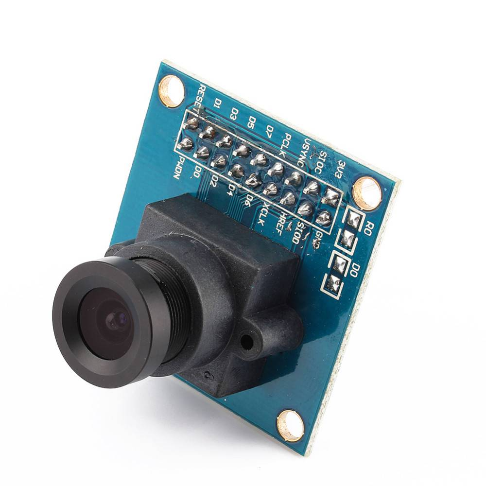 OV7670 VGA Camera module for Arduino