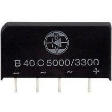 Diotec Semiconductor Eenfase Bruggelijkrichter B40C5000-3300A