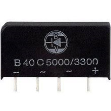 Diotec Semiconductor Single phase bridge rectifier B40C5000-3300A