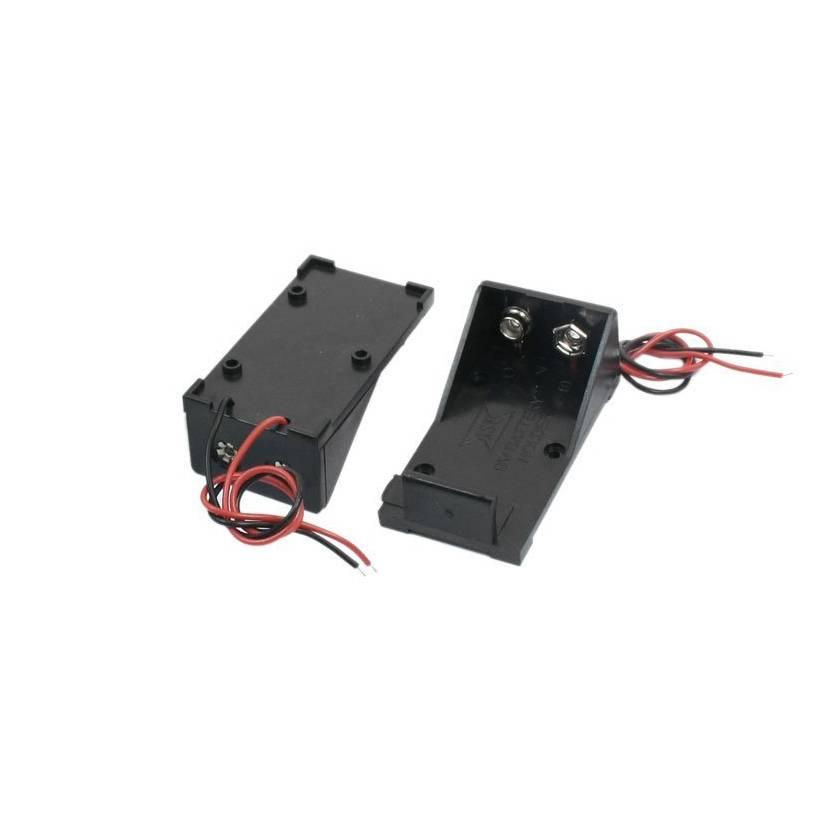 Batterijhouder 9v cell