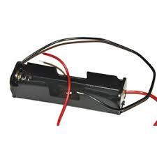 1 x 1.5V AA Batterij Houder
