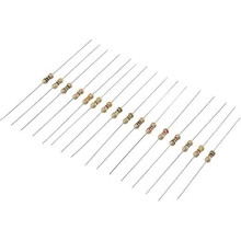 Royal Ohm Carbon Film Resistor 10MΩ 0,25watt