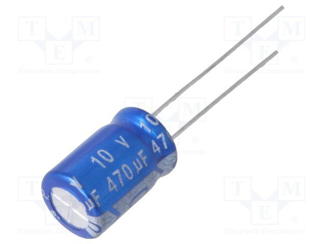 JB CAPACITORS Condensator 470uF 10V DC