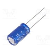 JB CAPACITORS Condensator 1000uF 10V DC