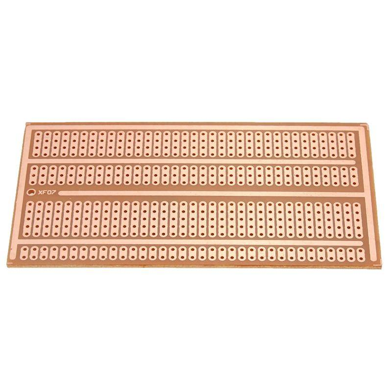 PCB 50x100mm With islands