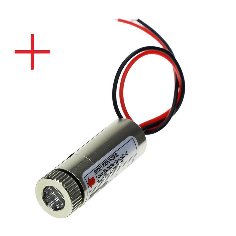 5 mW 650nm Rode kruis Laser