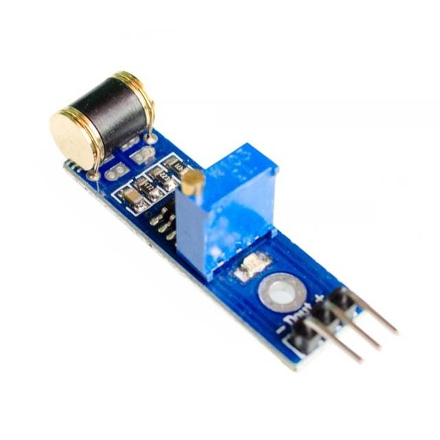 801s Viberation shock sensor