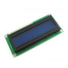 LCD2004 Blauwe achtergrond