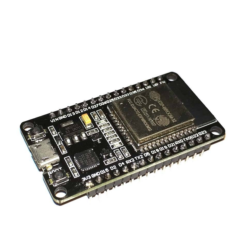 ESP32 Development Board met WiFi en Bluetooth