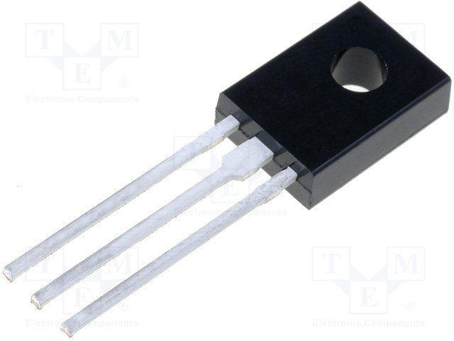 ST MICROELECTRONICS BD677A