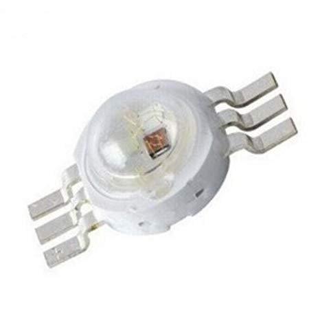 Mini High Power Led 3 Watt RGB 6 Pins  -