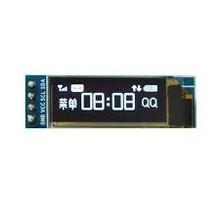0,91 inch Oled Scherm Blauw I2C