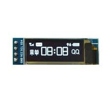 0.91 inch Oled Screen BlueI2C