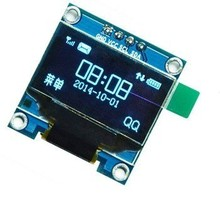 0.96 inch Oled Screen Blue I2C