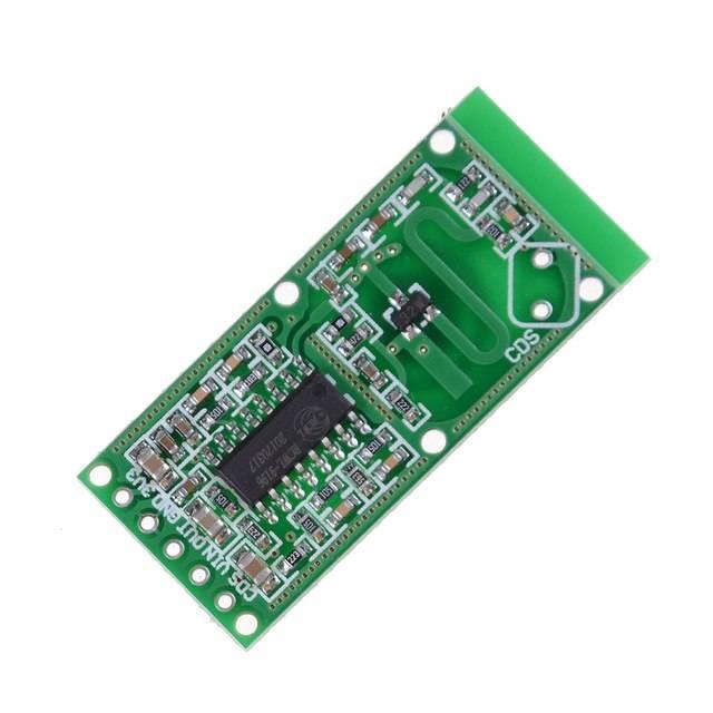 Microgolf bewegingssensor RCWL-0516
