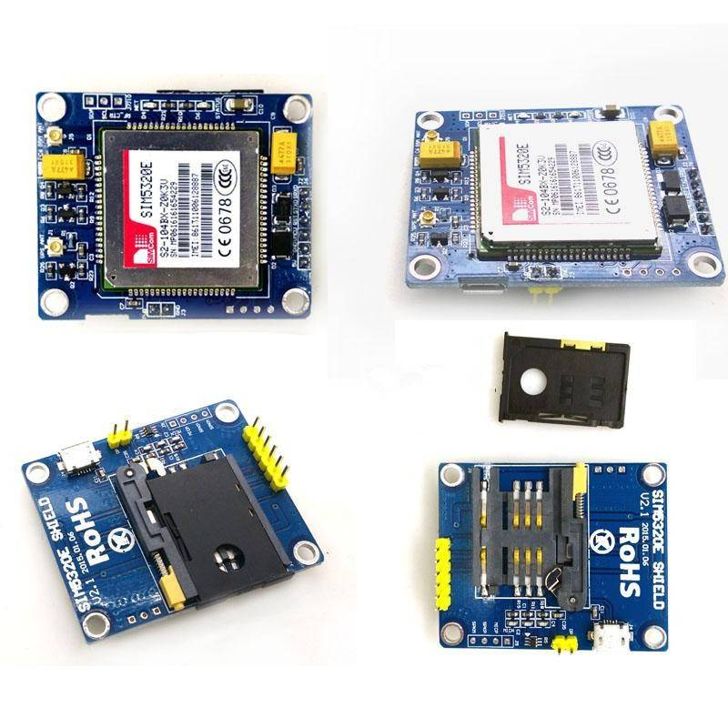 SIM5320E 3G Module GSM GPRS