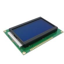 LCD Scherm ST7920 Blauw/Wit 128x64 pixels