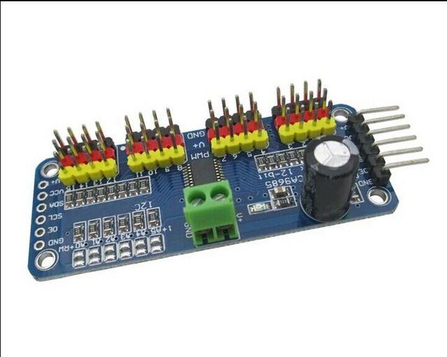 PCA9685 12 Bit PWM Servo driver