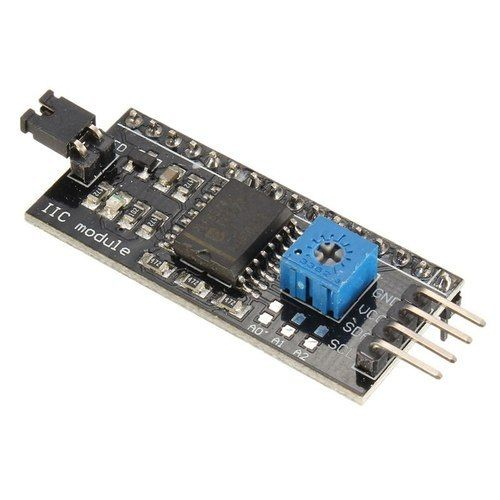 I2C/TWI/SPI Interface Module voor lcd displays 16x2 en 20x4