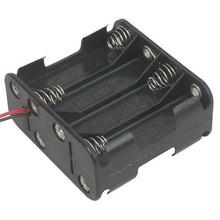 COMF 6x 1,5V AA Batterijhouder