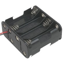 COMF 8x 1.5V AA battery holder