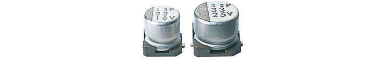 SMD Capacitor 6.3V Elco