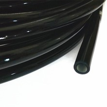 Mitsubishi Cable Industrie LTD Plastic Fiber / Optical Fiber with black jacket End Glow 6mm