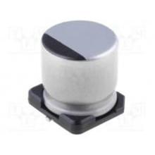Nichicon SMD Capacitor 6.3V 100uF