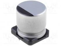 Nichicon SMD Capacitor 50V 4,7uF