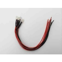 3mm Pre Wired Led Wit Diffuus Warm Wit