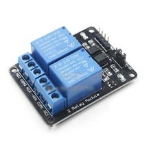 2 channel 5v DC Relay Module