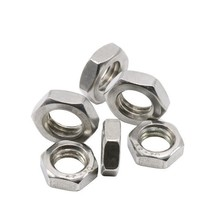 Stainless steel nut M3
