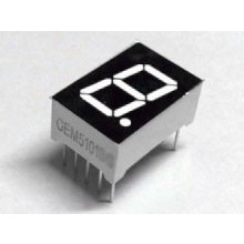 "7 Segment Display White, 0.56 ""CC"
