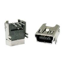 USB mini print connector Female