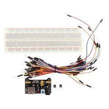 Breadboard experiment set