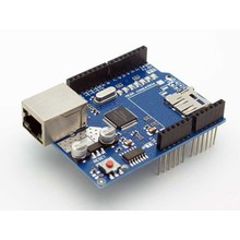 Ethernet Shield W5100 with micro SD card reader
