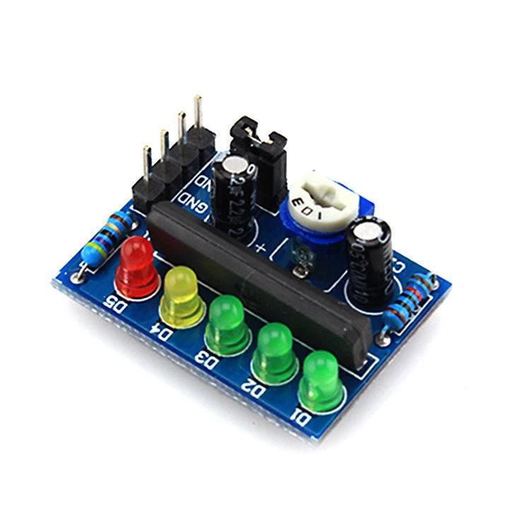 Level Indicator Module voor zelfbouw projecten