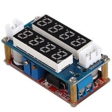 Mini Adjustable Power Supply with CC / CV and display