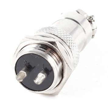 GX16-2 Connector, 2 Pins Power Connector