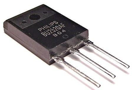 BU2520AF, Vermogen Transistor