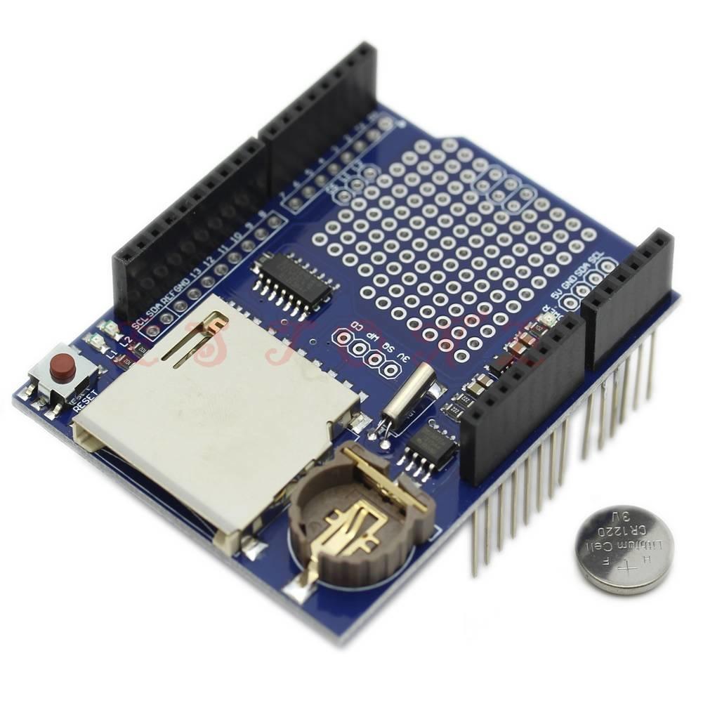 Datalogger Shield, for Arduino