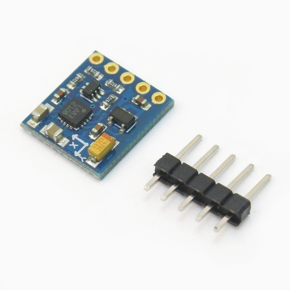 Compas Sensor Tripple Axis HMC5883L, Magnetic Field Module