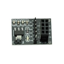 Socket Adaptor voor NRF 24L01 Wireless Module