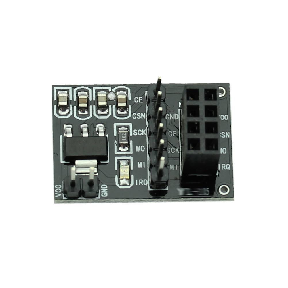 Socket Adapter for NRF24l01 Wireless Module