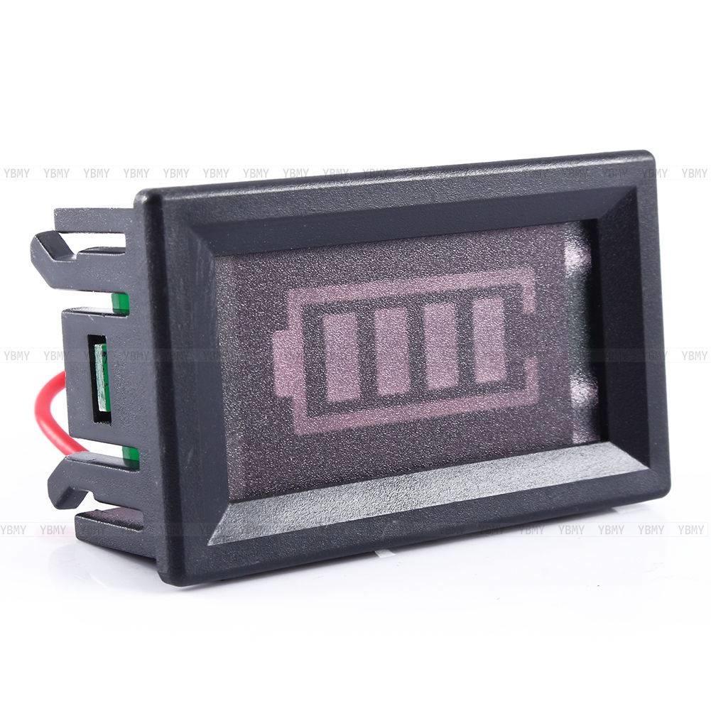 Battery Monitoring Volt Meter