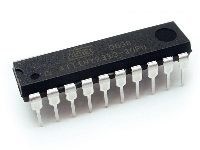 Atmel ATTiny2313-20PU Microcontroller