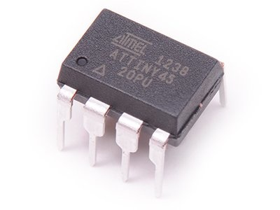 Atmel ATTiny45 Microcontroller