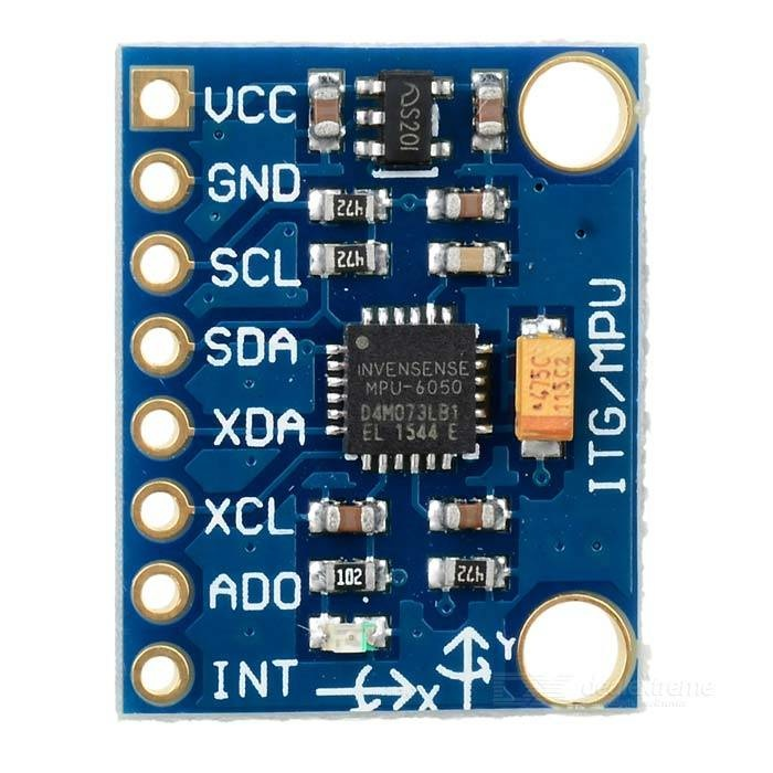MPU6050-6 Axis-Gyroscope Accelerometer Sensor